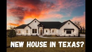 New House Tour Farmhouse Edition