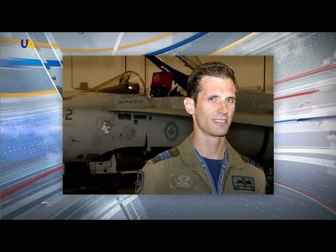 Ukrainian-Canadian Air Force Pilot to Become Next Astronaut