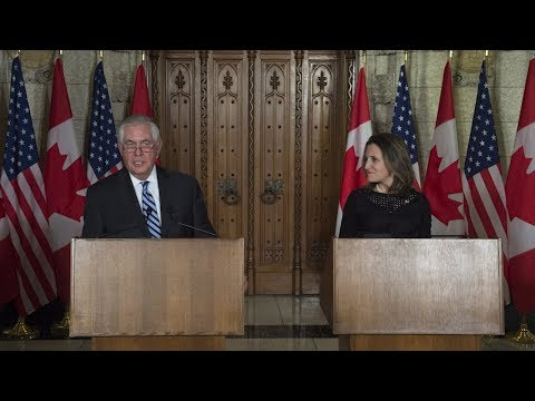Canada and U.S. to host Vancouver meeting on North Korea