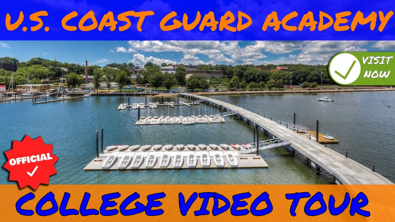 U.S. Coast Guard Academy - Official College Video Tour