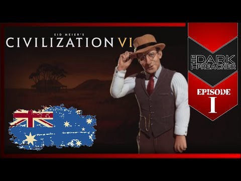 Civilization 6 With Friends Australia Gameplay | Ep1