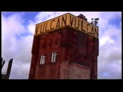 Vulcan Foundry  97 LOCO TV UK ARCHIVE