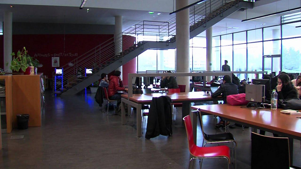 Enseignement : la bibliothèque universitaire a 10 ans