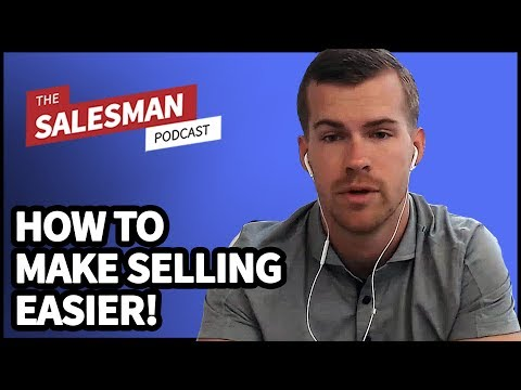 Step By Step Guide To Using Social Proof To Make Selling Easier / Salesman Podcast