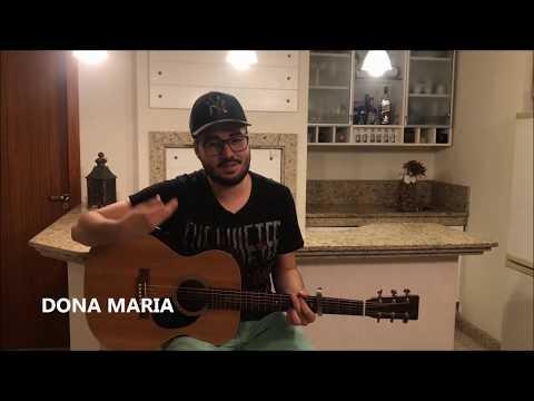 Dona Maria - Thiago Brava Ft. Jorge (Cover Gabriel Farias)