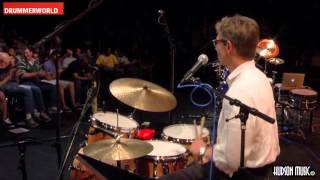 Drum Clinic: John Riley explains a Vinnie Colaiuta Fill