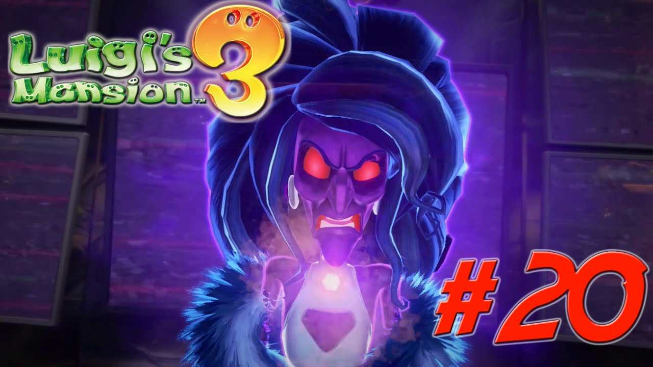 Luigi S Mansion 3 Gameplay Walkthrough Part 19 Master Suite Hotel Owner Boss