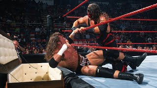 Triple H vs. Kane - Casket Match: Raw, Oct. 28, 2002
