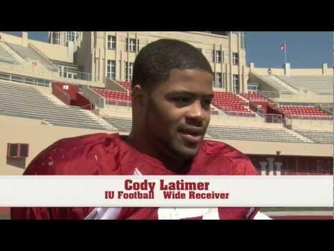 Cody Latimer - Spring Practice 3/23/13