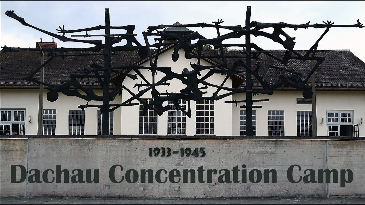 Image result for dachau concentration camp