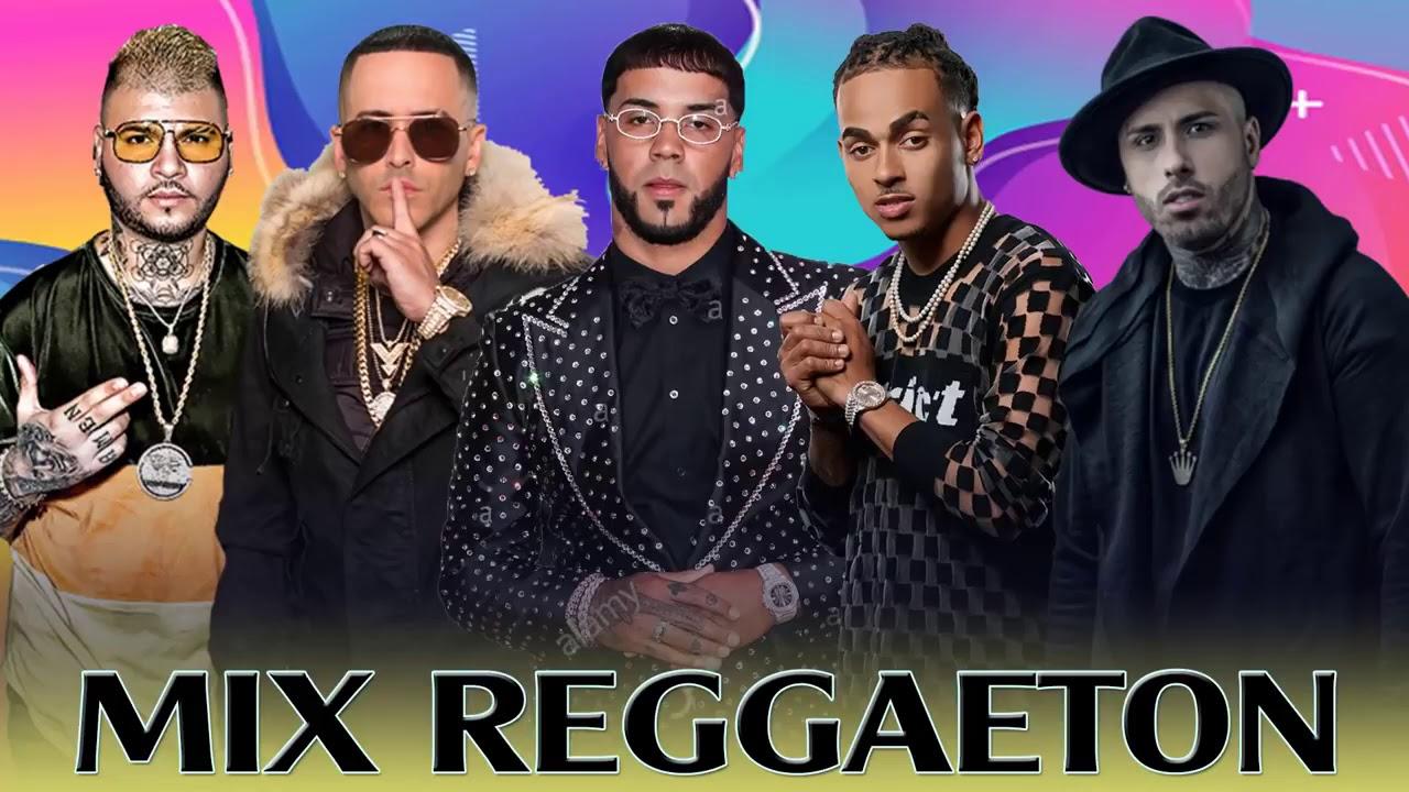 Musica 2020 Lo Mas Nuevo - MIX REGGAETON 2020 - Maluma, Karol G, Luis Fonsi, Ozuna, Jerry Di