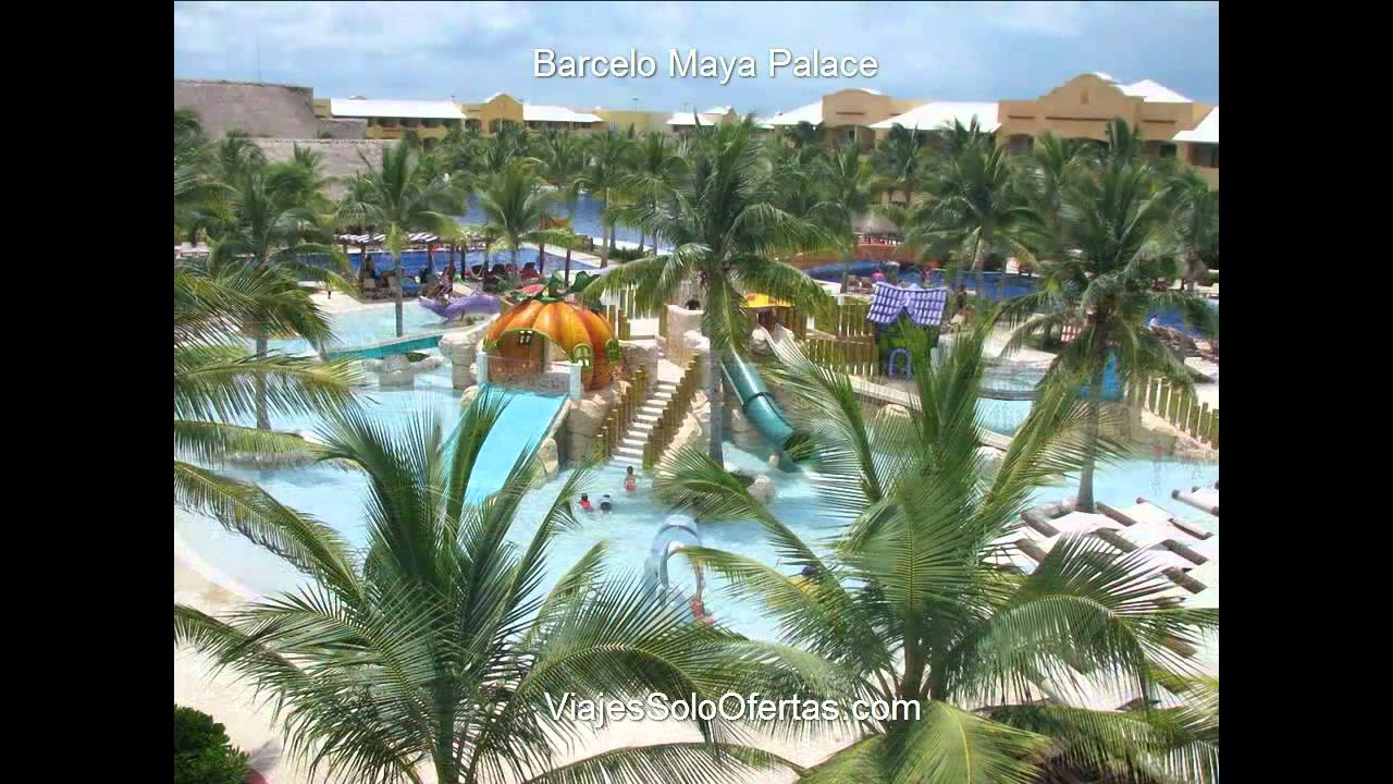 Hotel Barcelo Maya Palace 5