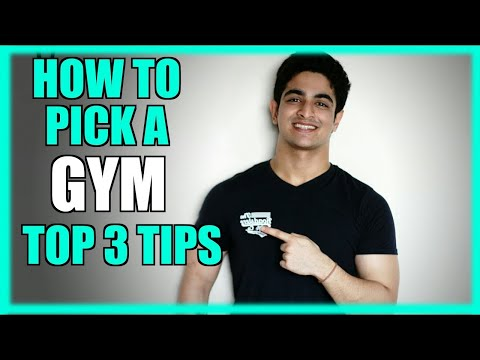 Are you in the CORRECT gym? 3 Tips to help you select a gym | BeerBiceps
