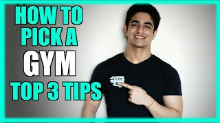 3 Tips To Select The Best Gym | BeerBiceps Fitness