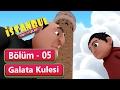 İstanbul Muhafızları 5.Bölüm - Galata Kulesi