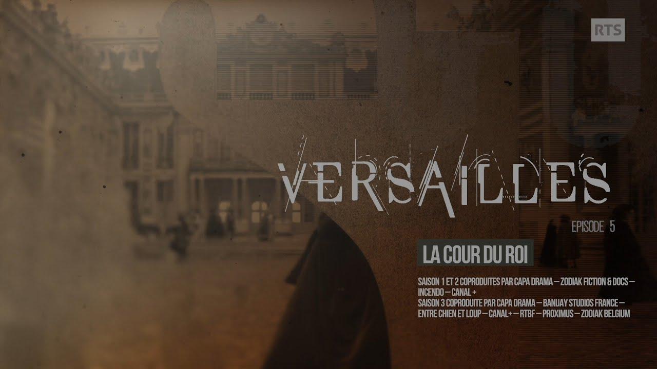 """Dans les coulisses de la série """"Versailles"""" : La cour du Roi (The Historians épisode 5)"""