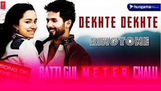 Dekhte Dekhte Song Ringtone Download   Dekhte Dekhte Atif Aslam Ringtone   Download Now