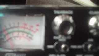 Radio Blue Waffle 825 Jammer 27.385 MHz LSB 38LSB Part 3