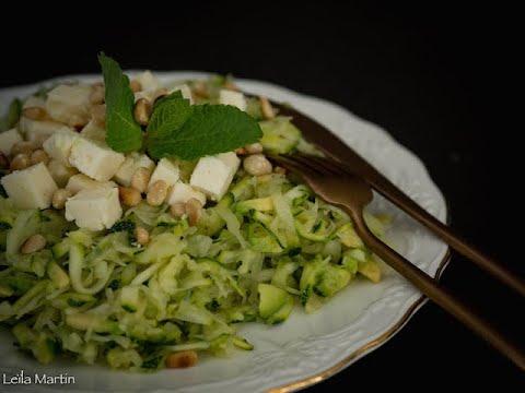 Recette salade de choucroute crue alsace youtube - Cuisiner choucroute crue ...