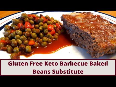 Gluten Free Keto Baked Beans Substitute