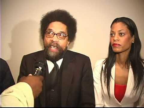Black America News F/Dr. Cornel West and Tavis Smiley