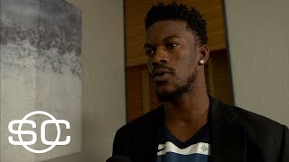 Jimmy Butler excited to take Timberwolves to next level | SportsCenter | ESPN