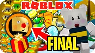 🐝 COMPLETE THE IMPOSSIBLE MISSIONS AND I GET THE SECRET MASK IN ROBLOX BEE SWARM 🐝