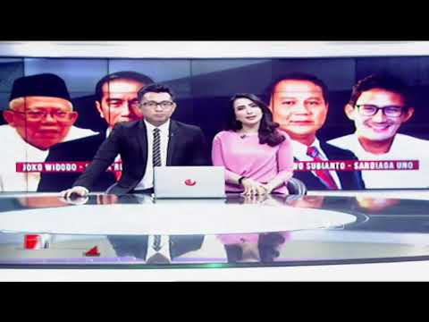 Adu Kuat Jokowi-Ma'ruf Amin Vs Prabowo-Sandiaga Uno Mp3