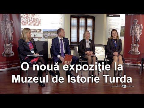 AGORA MEDIA | O nouă expoziţie la Muzeul de Istorie Turda