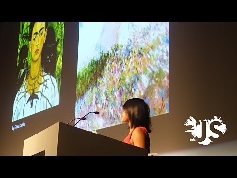 Amy Cheng: Recreate Masterpieces of Modern Art with JavaScript! - JSConf Iceland 2016