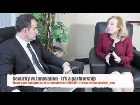 CIOCAN Theresa Payton Interview - Ex CIO of the Whitehouse