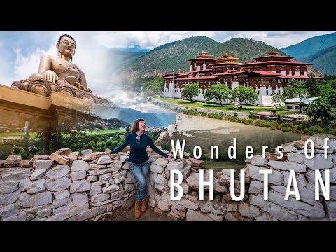 SUPERTRAVELME - Wonders of Bhutan