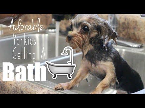 Our Bath Time Routine