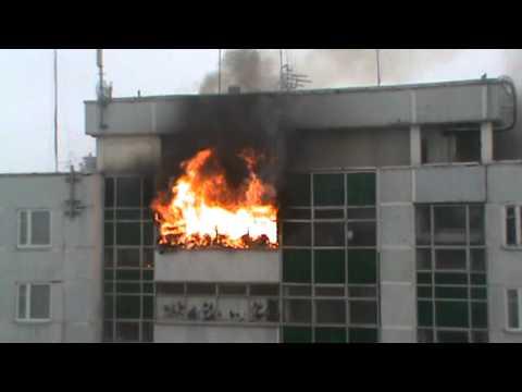 пожар в казарме (часть 2)