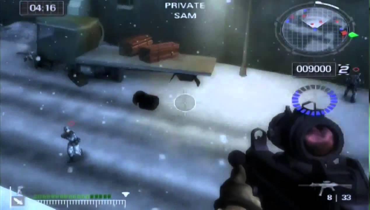 Battlefield 2 Modern Combat Playstation 2 Youtube