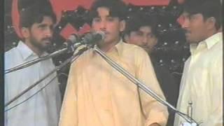 Manqabat & Qaseeday by Zakir Syed Imran Haider Kazmi.