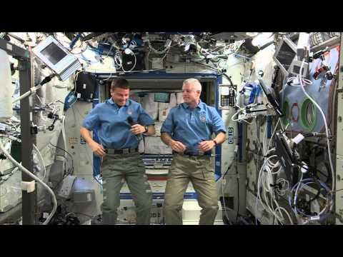 Space Station Live: CBS News Interviews Reid Wiseman