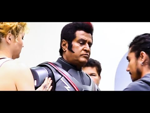 2.0 SURPRISE Character! | Making Of Rajinikanth's Look Reaction | Shankar | A R Rahman