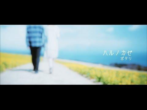 ポタリ『ハルノカゼ』MV (2017年3月22日リリース)
