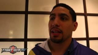 Danny Garcia On Victor Ortiz vs. Andre Berto 2