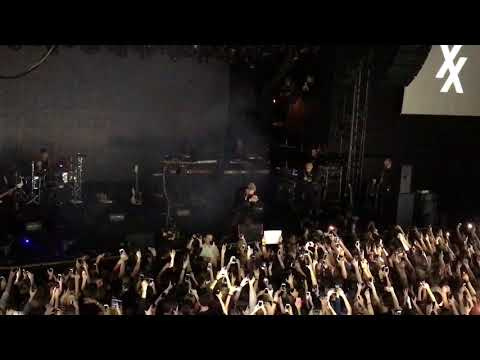 Machine Gun Kelly - Numb (Linkin Park cover) / live in Moscow