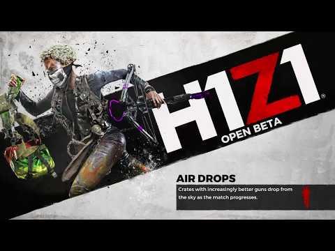 1st H1Z1 stream!!!