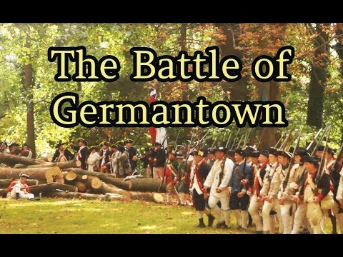The Battle of Germantown October 7th 2017.