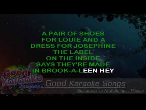 Dominick The Donkey -  Lou Monte (Lyrics Karaoke ) [ goodkaraokesongs.com ]