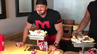 marc lobliner a biker dude vs colonial cafe kitchen sink ice cream challenge duration 8 minutes 6 seconds - Colonial Cafe Kitchen Sink