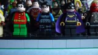 Lego DC Minifigure Collection Update (Batman, Justice League, Legion of Doom, Etc.)