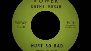Kathy Kersh - Hurt So Bad - POWER 710