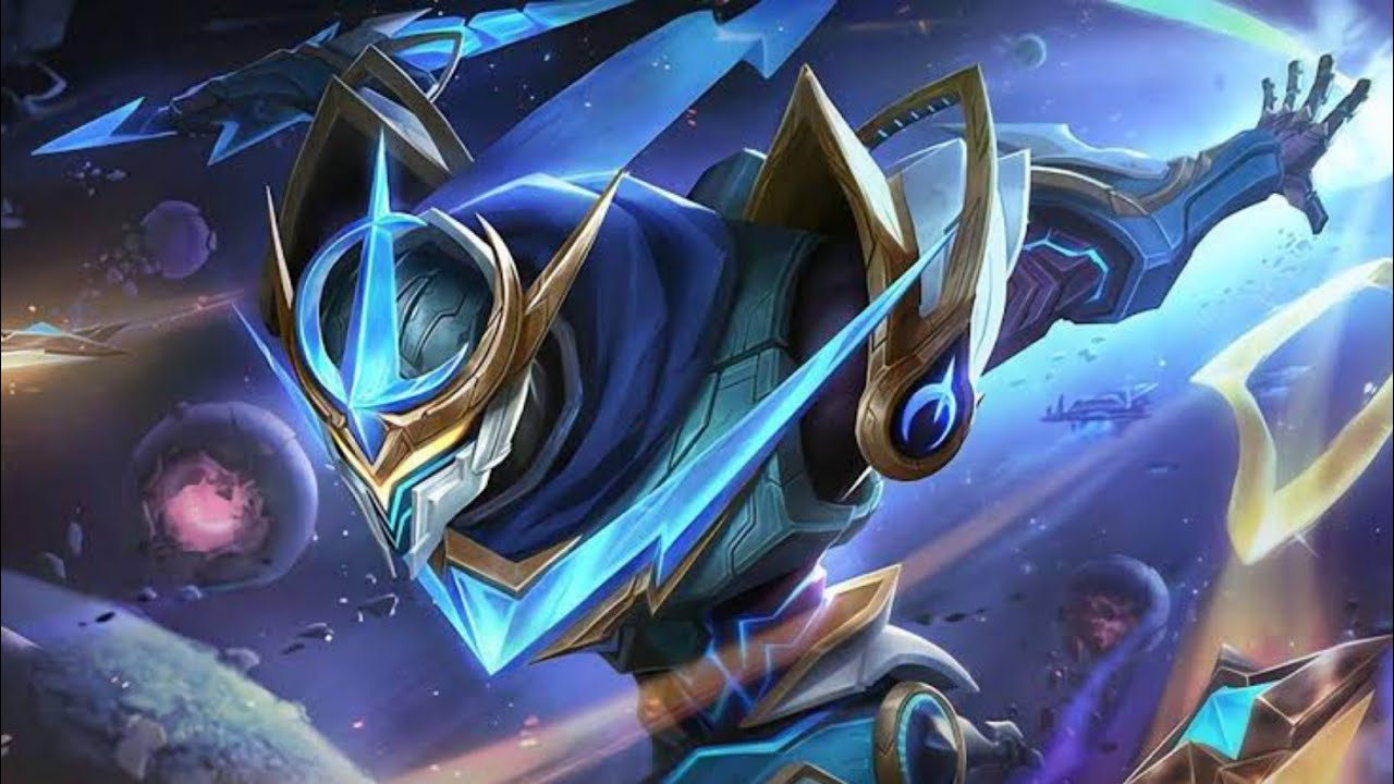Skin Legend Gusion 2021 Mobile Legend Gameplay 2021 Youtube