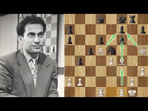 Mikhail Tal Hit in the Head with a Bottle and Beaten up!