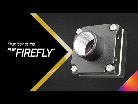 First look at the FLIR Firefly® | Machine Vision
